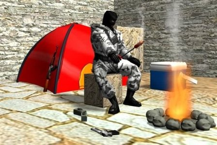 counter strike camping,funny
